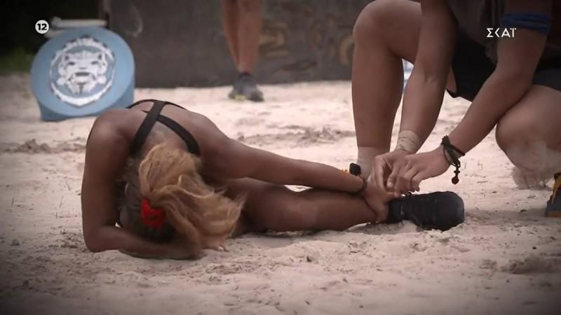 Survivor trailer 15/06: Σοκαριστικός τραυματισμός για τη Μαριαλένα - Αποχωρεί από το ριάλιτι;