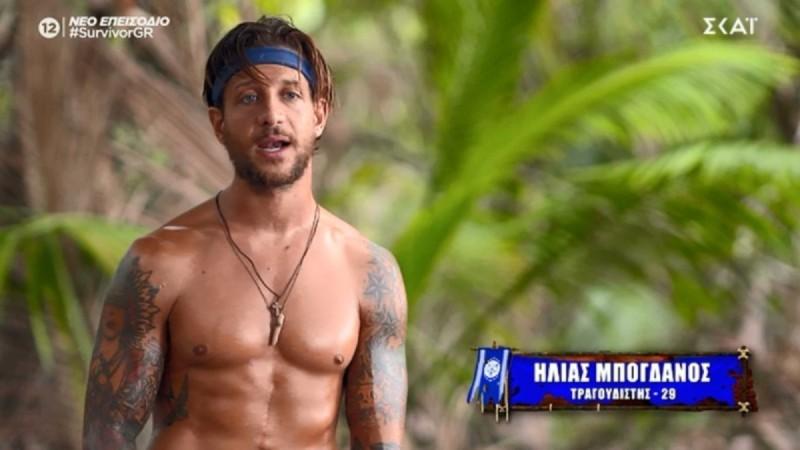 Survivor 4 - Μπόγδανος: «Ο Σάκης με έφερε σε πολύ δύσκολη θέση» (Video)