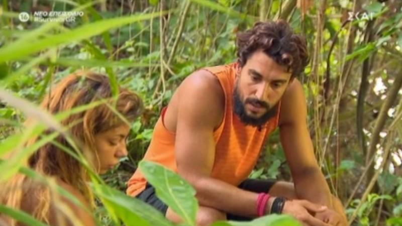 Survivor 4: Επίθεση Σάκη σε Ελένη - «Μάθε να σέβεσαι επιτέλους»