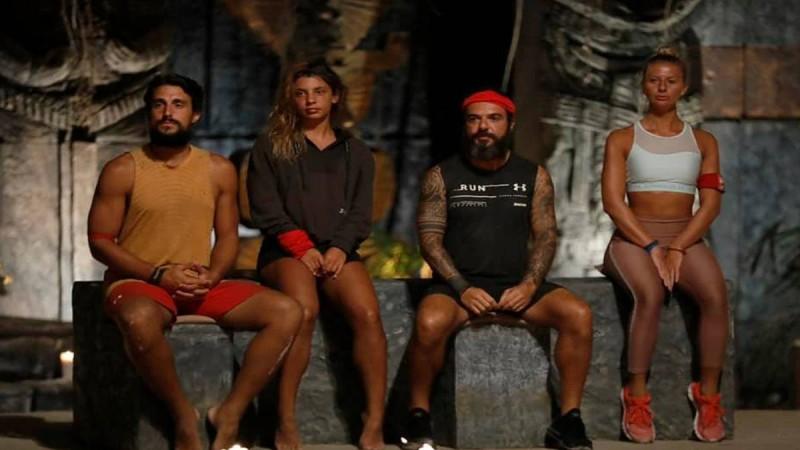 Survivor spoiler 01/06: Ποιοι είναι οι άλλοι 2 υποψήφιοι προς αποχώρηση!