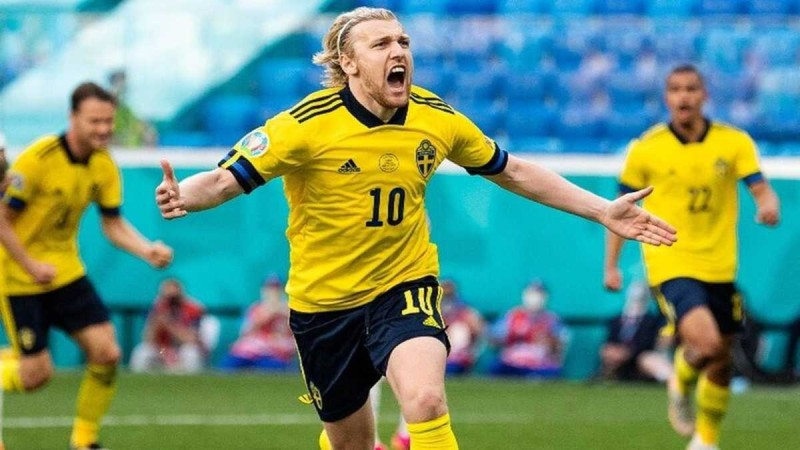 Euro 2020: Μια ανάσα από την πρόκριση η Σουηδία