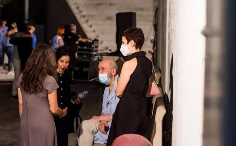 Θέατρο Πέτρας: Λαμπερή πρεμιέρα για την 'Φαίδρα' του Μάνου Καροτζογιάννη