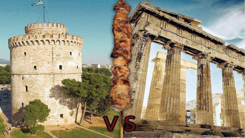 Θεσσαλονικιές vs Αθηναίες: Η αιώνια διαμάχη για τα πρωτεία στα «καλλιστεία» Βορρά-Νότου!