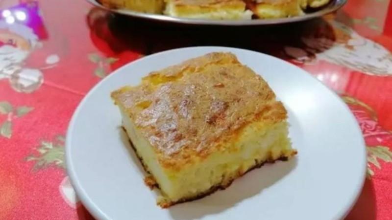 Τυρόπιτα της τεμπέλας - Έτοιμη στο πι και φι