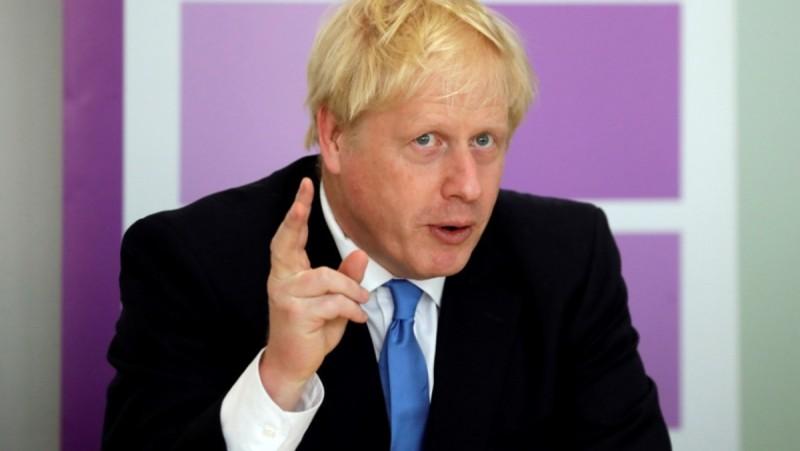 Ο Μπόρις Τζόνσον προειδοποιεί την ΕΕ για το εμπόριο μετά το Brexit