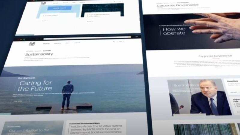 Η Umobit ολοκλήρωσε τον επανασχεδιασμό της νέας ιστοσελίδας της MYTILINEOS