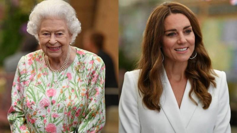 Βασίλισσα Ελισάβετ: Έχρισε επόμενη βασίλισσα την Κέιτ Μίντλετον! Ποια είναι η σύζυγος του Πρίγκιπα Ουίλιαμ