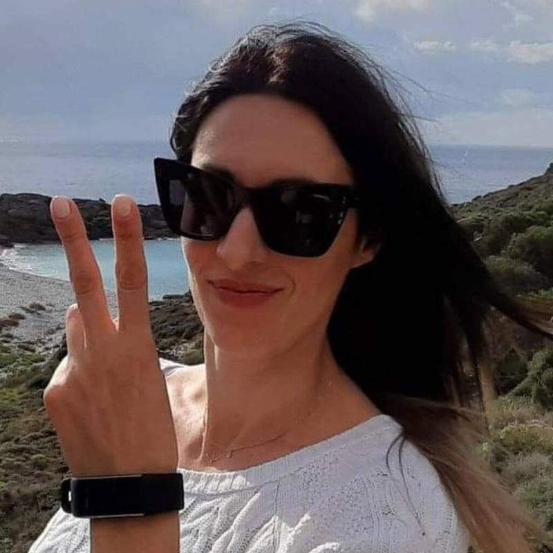 Ελένη Δάρρα από Survivor 1 σήμερα