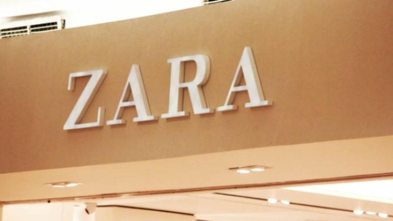 ZARA: Το μαύρο φόρεμα που φοριέται καθημερινά και κοστίζει 12,95 ευρώ!