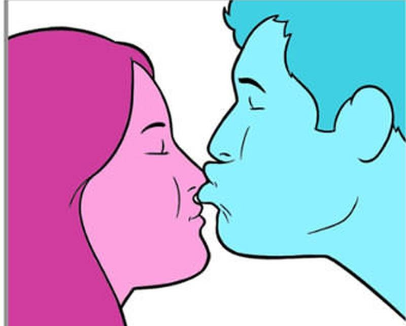 Η τέχνη του φιλιού