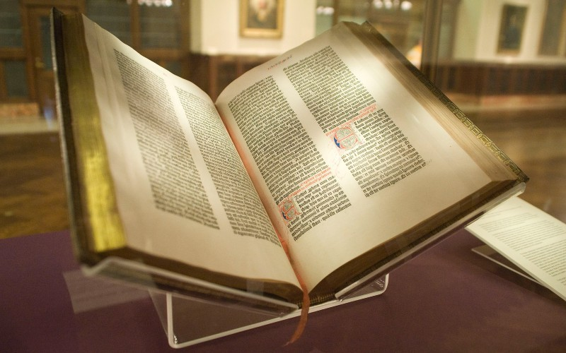 ακριβά βιβλία βίβλος γουτεμβέργιος