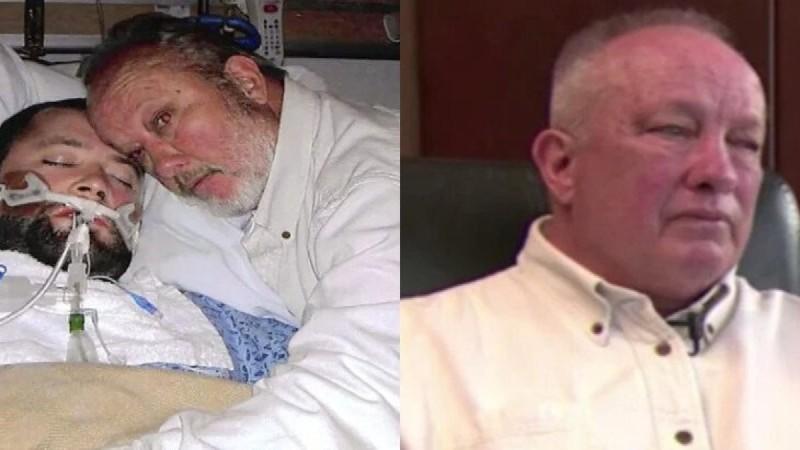 Αληθινή ιστορία: Πατέρας εισέβαλλε με όπλο στο νοσοκομείο και έσωσε τον ετοιμοθάνατο γιο του (Video)