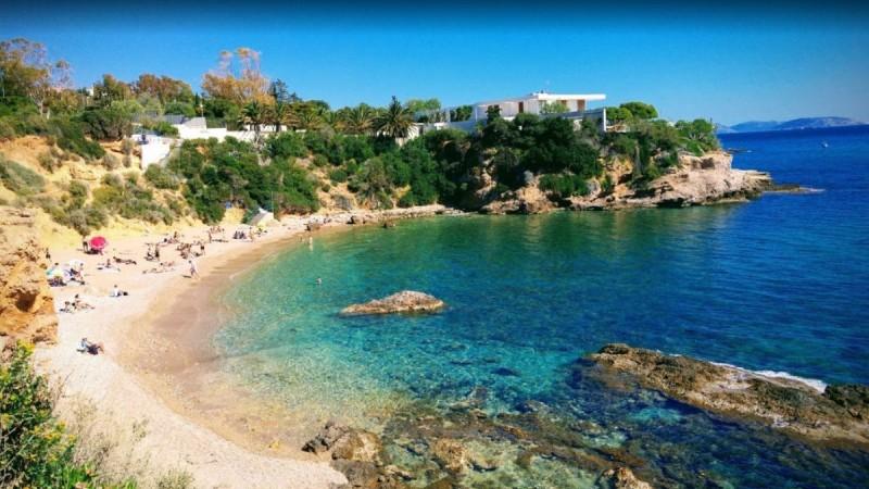 Παραλία Αλθέα - Κοντά στην Αθήνα