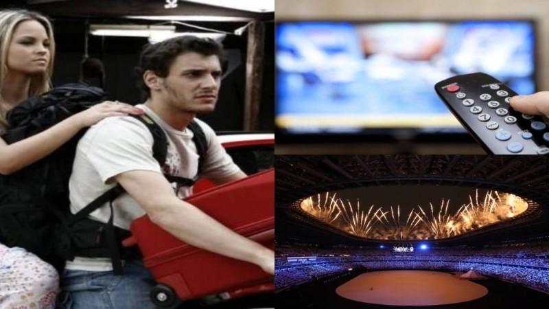 Τηλεθέαση 23/7: Οι σαρωτικοί Ολυμπιακοί Αγώνες και... το πρόγραμμα του ΑΝΤ1 που εντυπωσίασε