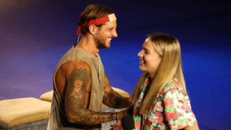 Survivor: Τρελά ερωτευμένοι Ηλίας Μπόγδανος και Αλεξάνδρα Εξαρχοπούλου! Ξεπέρασε τον κορωνοϊό και την πήγε διακοπές