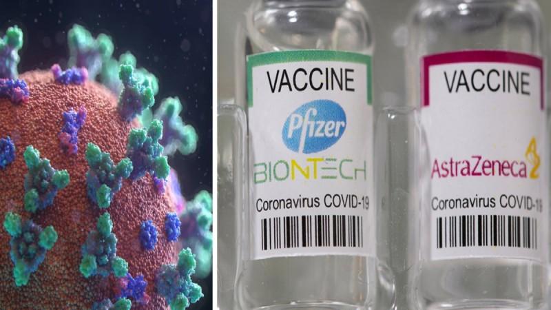 Εμβόλια Pfizer και AstraZeneca: Έως πέντε φορές μικρότερη η αποτελεσματικότητα στη μετάλλαξη Δέλτα - Νέα παρενέργεια απ΄το εμβόλιο Johnson & Johnson