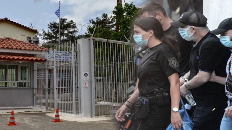 Πέτρος Φιλιππίδης: Η πρώτη συνάντηση μέσα στις φυλακές - Ποιος τον επισκέφθηκε, τι συζήτησαν και γιατί κράτησε μόλις λίγα λεπτά