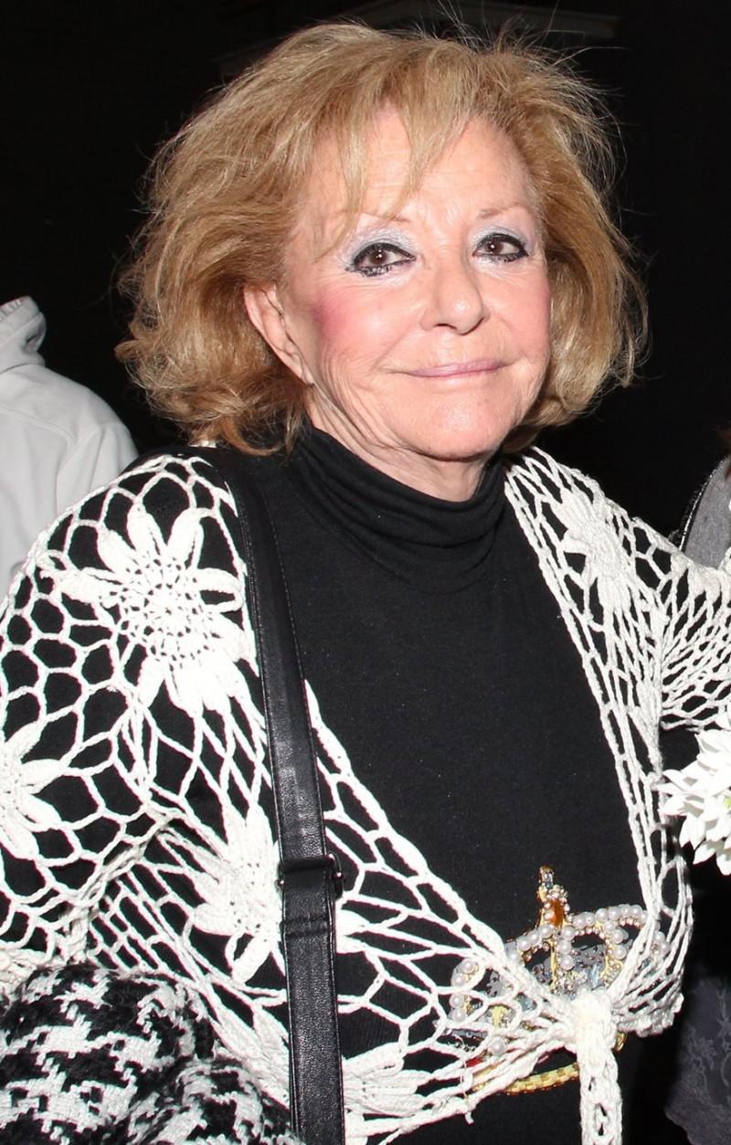 Γκέλυ Μαυροπούλου αποτέφρωση