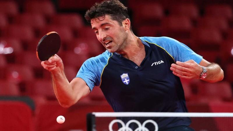 Ολυμπιακοί Αγώνες 2021: Αποκλεισμός σοκ για τον Γκιώνη -