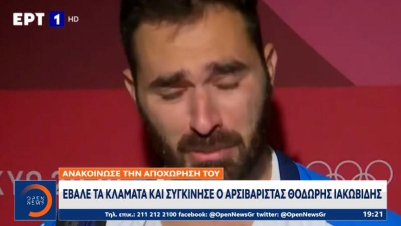 Ολυμπιακοί Αγώνες: Συγκλόνισε ο Θοδωρής Ιακωβίδης! Τα