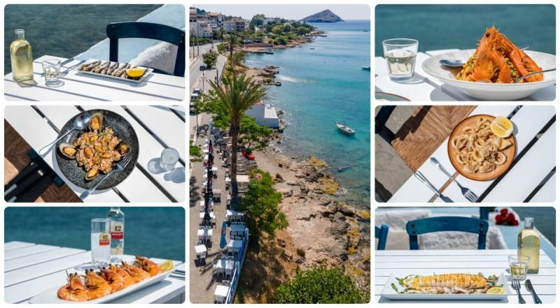 Ο Ηπειρώτης: Η ψαροταβέρνα στο Πόρτο Ράφτη που «μυρίζει» θάλασσα και σερβίρει τα καλύτερα θαλασσινά!