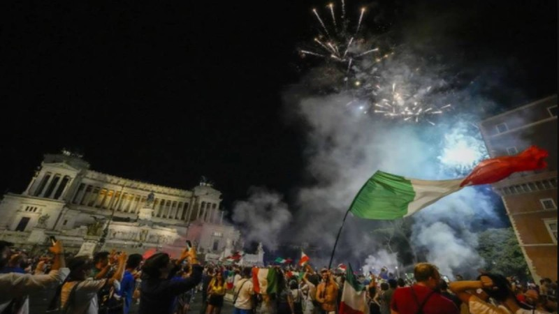 Euro 2020: l'Italia