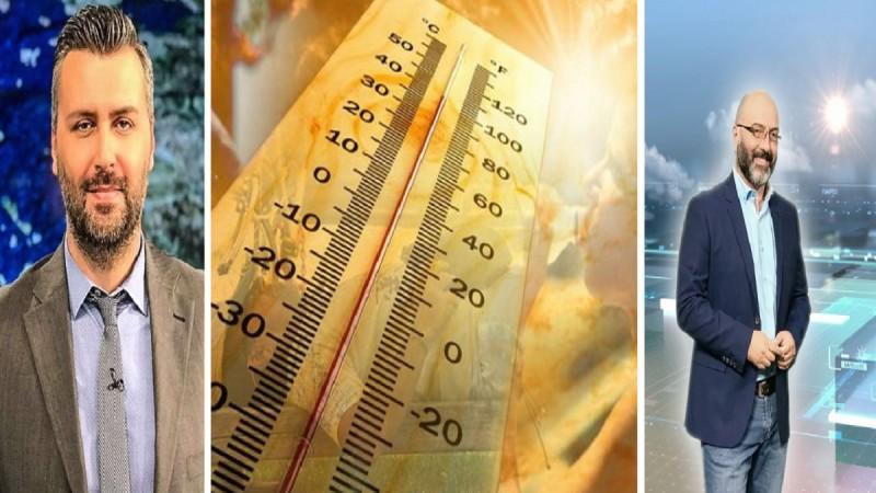 Καιρός: Προειδοποίηση Γιάννη Καλλιάνου για καύσωνα: «Έρχονται δύσκολες μέρες για Αττική» - Καμπανάκι Αρναούτογλου για ακραία φαινόμενα