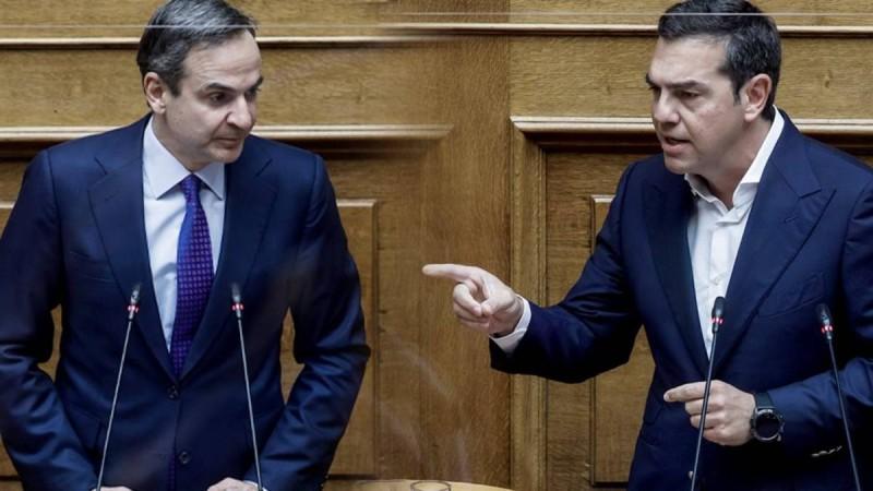 Νέα δημοσκόπηση: Αυτή είναι η διαφορά ΝΔ-ΣΥΡΙΖΑ - Το σύστημα που θα ισχύσει στις επόμενες εκλογές