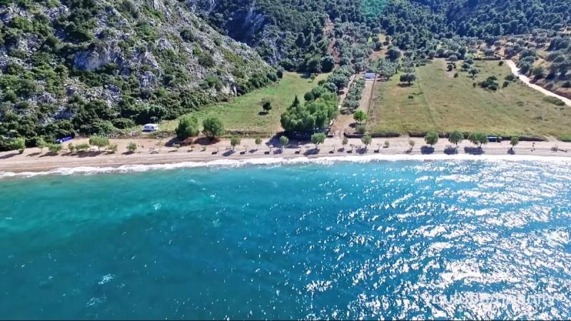 Παραλία Πασαλιμάνι κοντά στην Αθήνα