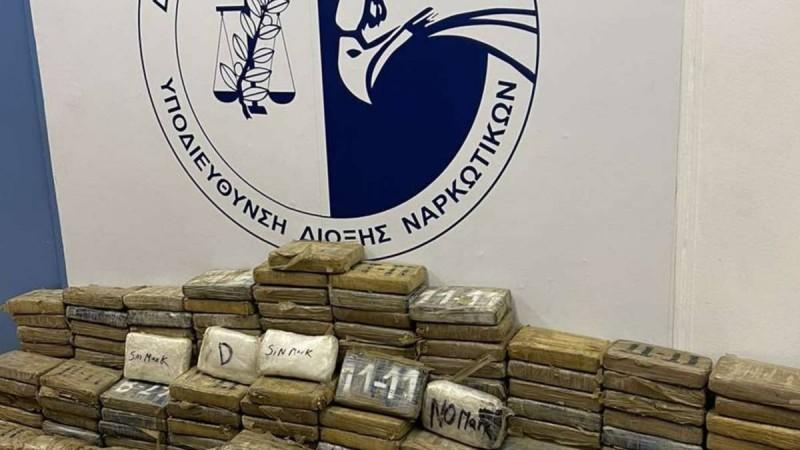 Πειραιάς: «Στοπ» της Αστυνομίας σε 350 κιλά κοκαΐνης από τη Γουατεμάλα - Επιχείρηση και στη Σαντορίνη