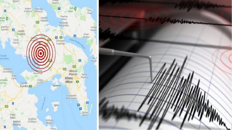 Ανησυχία για τους σεισμούς στη Θήβα: «Πρέπει να έχουμε το νου μας»! Τι λέει για τις δονήσεις ο Γεράσιμος Χουλιάρας - Φόβοι για τα ενεργά ρήγματα της Αττικής (Video)