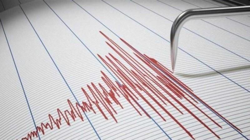 «Διπλός» ισχυρός σεισμός στην Τήλο