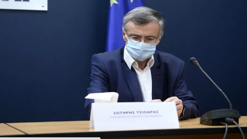 Ηχηρό μήνυμα Σωτήρης Τσιόδρα: Τα «έβαλε» με τους αρνητές των εμβολίων -  Τι είπε για fake news και το καμπανάκι για τη μετάλλαξη Δέλτα