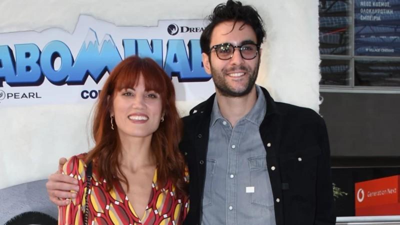 Μαίρη Συνατσάκη - Ίαν Στρατής: Κοινή έξοδος για το νέο ζευγάρι της showbiz