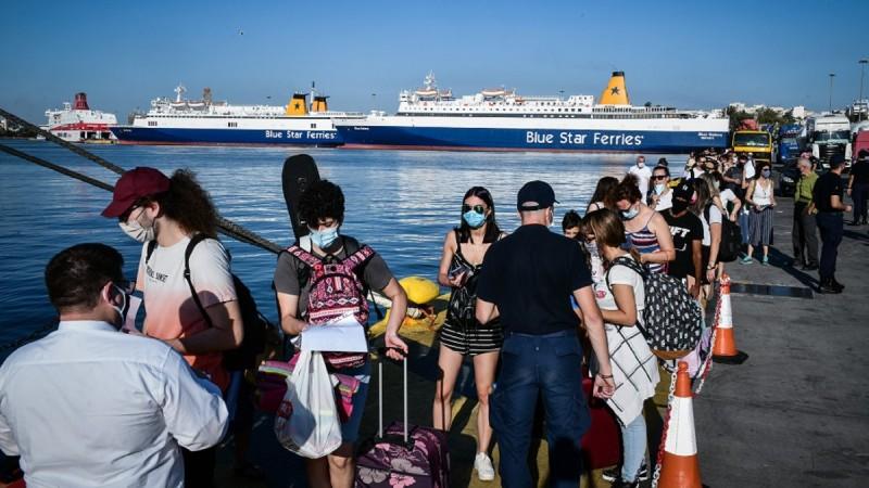 Ταξίδι με πλοίο: Πότε επιβιβαζόμαστε με self test