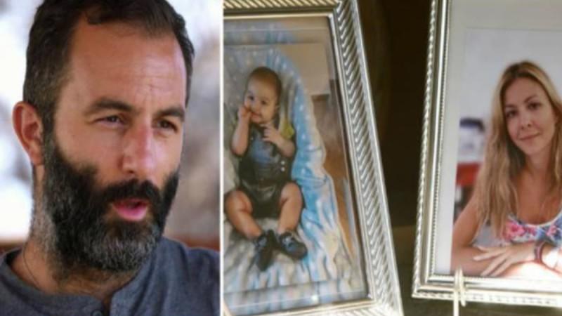 «Ζω την απόλυτη καταστροφή»: Ο πυροσβέστης που έχασε σύζυγο και παιδί στο Μάτι σπάει τη σιωπή του