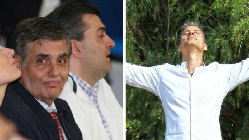 Στο κόμμα του Γιώργου Τράγκα ο Γρηγόρης Πετράκος