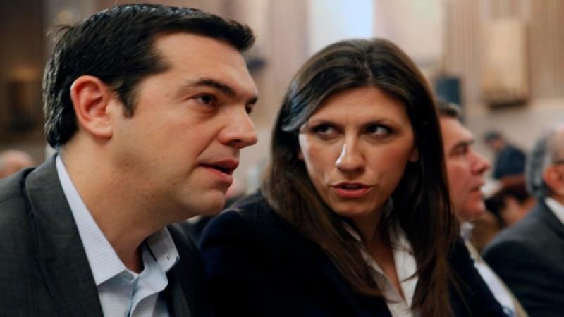 «Αλέξη και στα δικά σου»: Φαρμακερή «ευχή» της Ζωής Κωνσταντοπούλου στον Τσίπρα μετά την παραπομπή Παππά (photo)