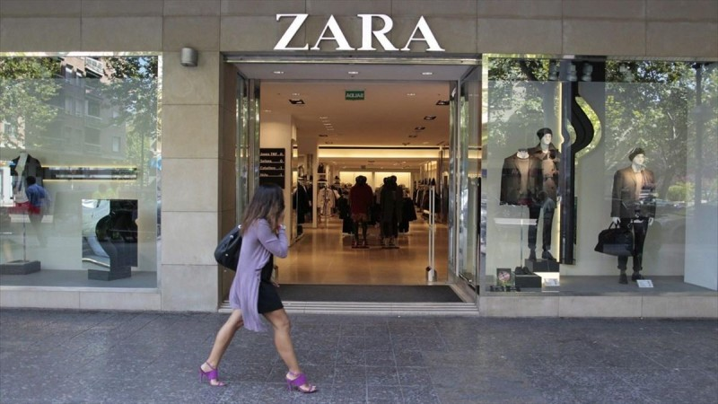 Αν αγαπάς τις φούστες τότε σίγουρα θα ερωτευτείς αυτή την ψηλόμεση από τα ΖARA