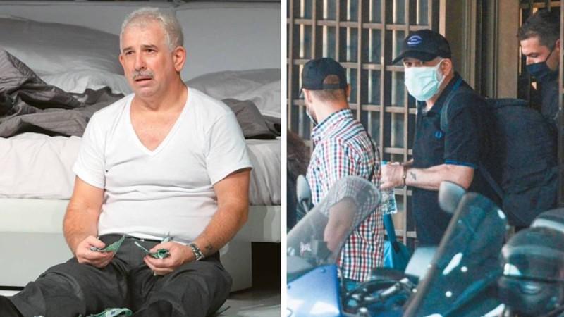 Πήρε την τραγική απόφαση μέσα στις φυλακές ο Πέτρος Φιλιππίδης: Μια ανάσα από τον θάνατο!