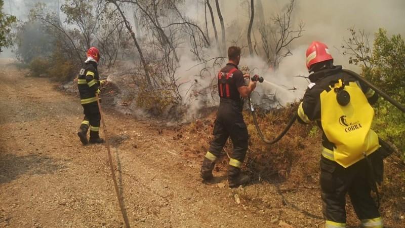 Φωτιές και κορωνοϊός: Αυξημένη πιθανότητα σοβαρής νόσησης στις πληγείσες περιοχές