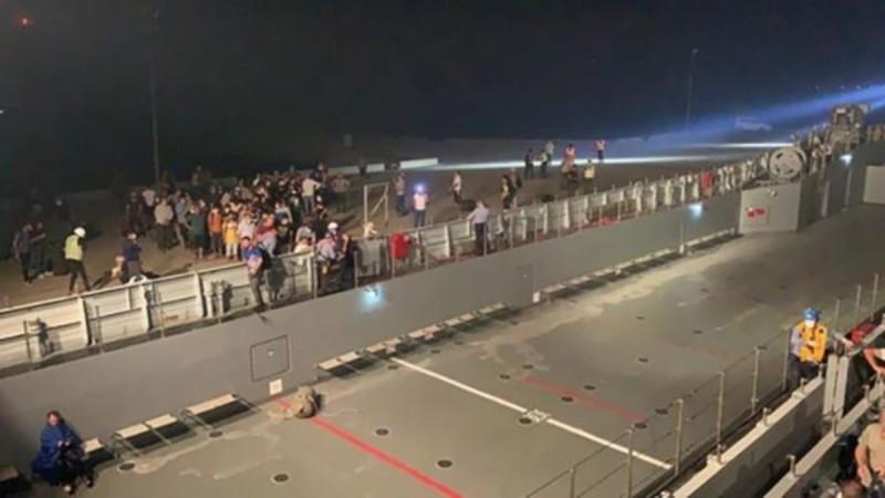 Φωτιά στην Τουρκία: Εκρήξη σε σταθμό παραγωγής ηλεκτρικής ενέργειας