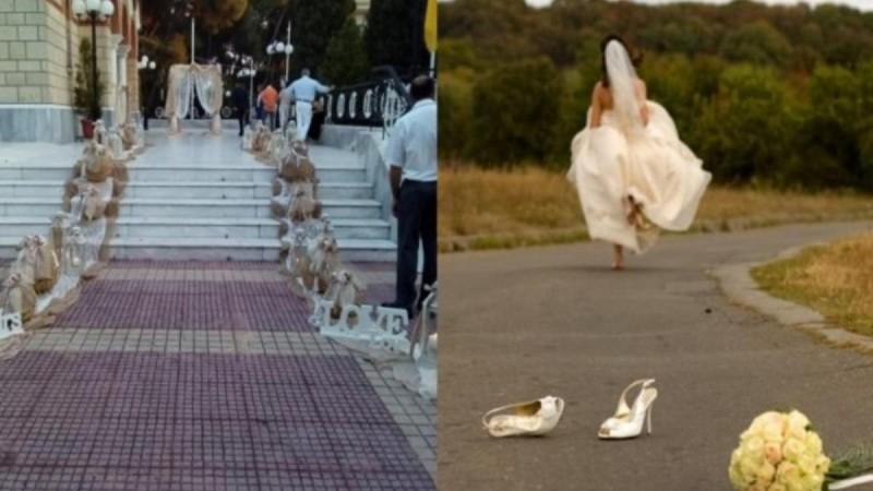Αχαΐα: Η νύφη το έσκασε λίγο πριν το γάμο και...