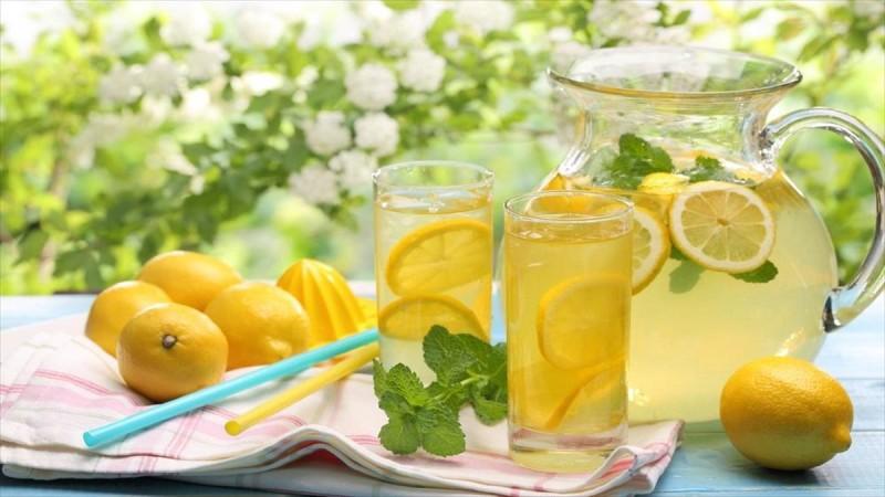 Δίαιτα με λεμονάδα