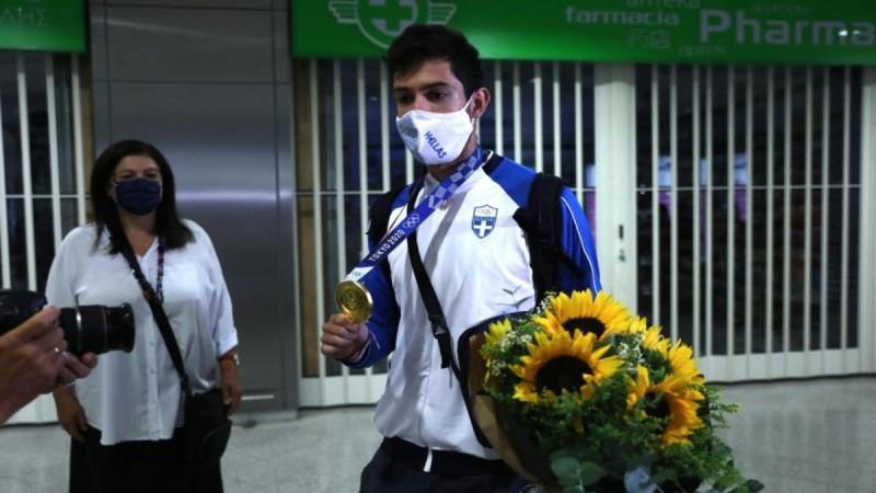 Ολυμπιακοί Αγώνες 2020: Στην Αθήνα ο