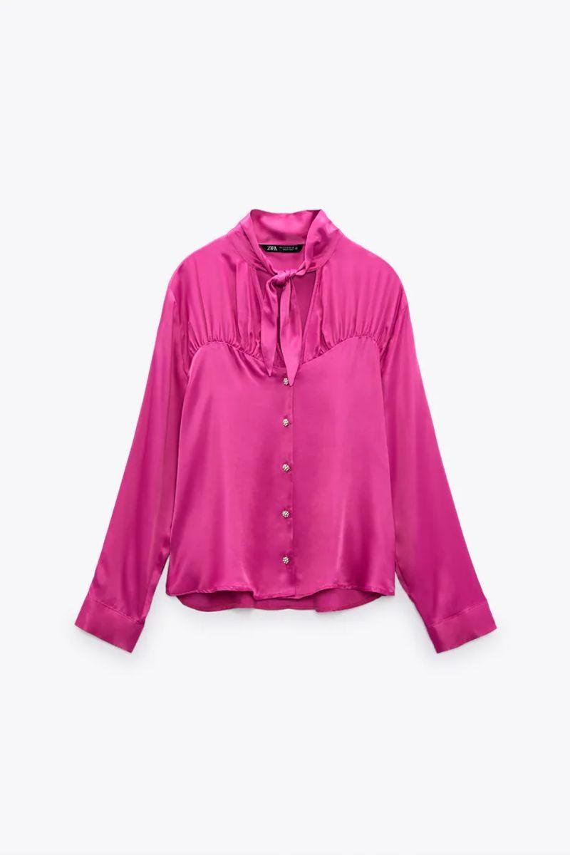 Ροζ πουκάμισο που θα λατρέψεις!