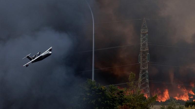 Οδηγίες για την αντιμετώπιση της ατμοσφαιρικής ρύπανσης από τις φωτιές