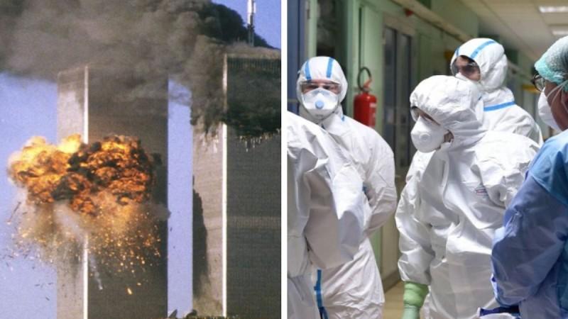 Πέθανε από κορωνοϊό ο Νίκος Αλεγκάκης: Είχε επιζήσει από το τρομοκρατικό χτύπημα της 11ης Σεπτεμβρίου!