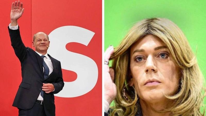 Γερμανικές εκλογές: Πρώτο το SPD με 25,7% -  Δύο τρανσέξουαλ βουλευτίνες στο Μπούντεσταγκ