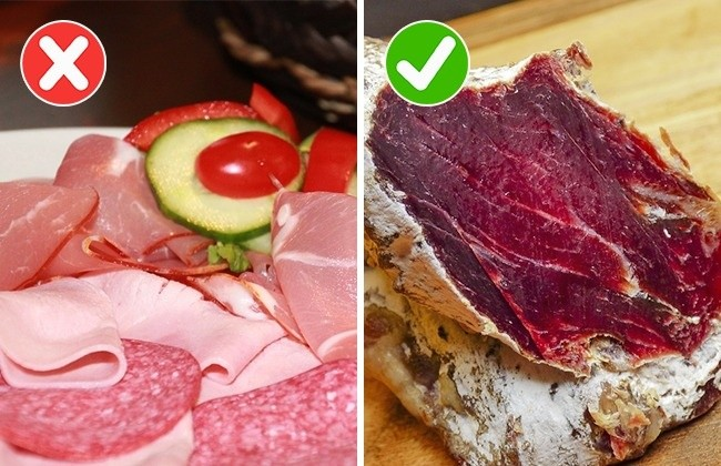 Διατροφολόγος αποκαλύπτει 10 τρόφιμα που απαγορεύεται να καταναλώσουμε.